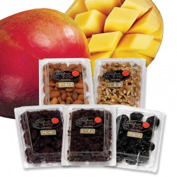 Dried Fruits & Nuts & Mango Set