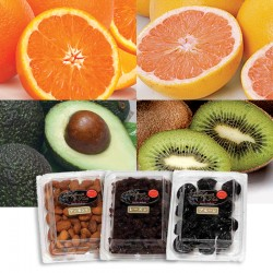 Dried Fruits & Nuts & Mini Fruits Set