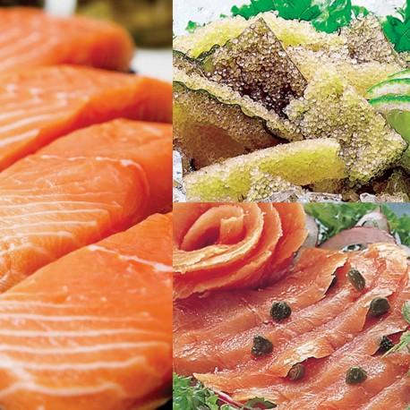 Gourmet Seafood Set