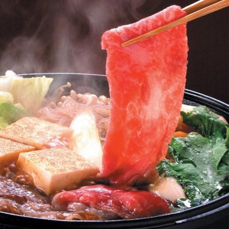 松阪牛すき焼き・しゃぶしゃぶ300g