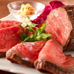 「肉のたかさご」黒毛和牛ローストビーフ