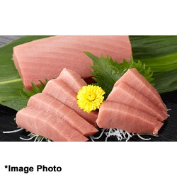 Albacore for Sashimi