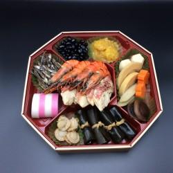 JALショッピングオリジナル・舞鶴一段重おせちセット