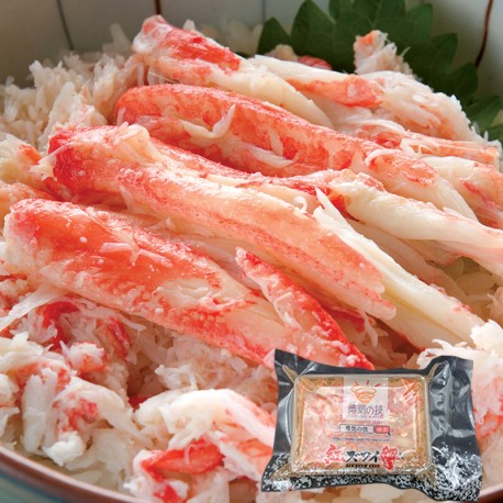 Red Snow Crab Meat For Chirashi (2 packs)
