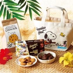 HAWAIIAN HOST Snoopy Tote Bag Set (NOV-APR)