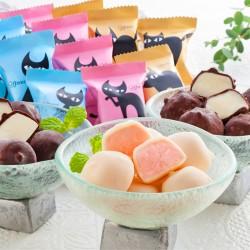 イーペルの猫祭り プチチョコアイス(11月下旬~12月)