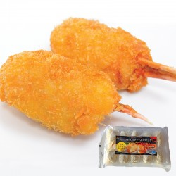 Red Snow Crab Cream Croquette (2 packs)