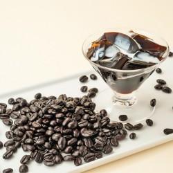 Dark Roast Coffee Jelly 10 Piece Set