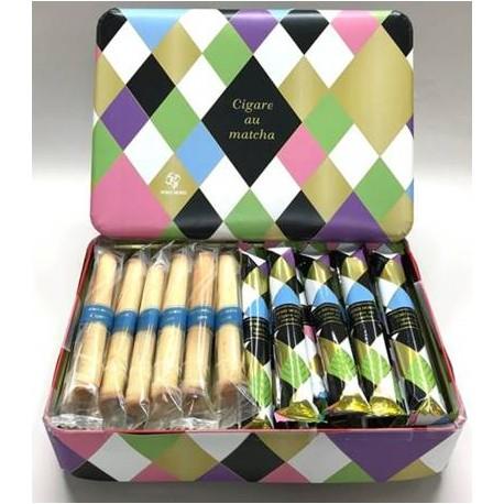 YOKU MOKU Matcha Cigare Assortment