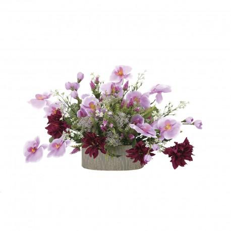 Photocatalyst Pink Orchid Arrangement