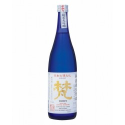 BORN Non-filtered Nama Genshu (Limited Qty)