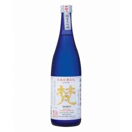 梵・無濾過 生原酒(限定品)