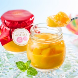 GINZA LES ROSIERS EGUZKILORE Mango Pudding (Mothers Day)
