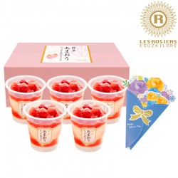 Hakata Amaou Strawberry Ice Cream (Fathers Day)