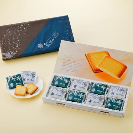 SHIROI KOIBITO 2 Kinds (White & Milk) 24pcs x 2