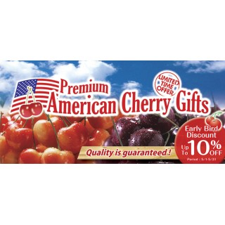 2019 American Cherries Now on Sale!! (6/1 Update)