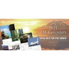 Order Your 2021 JAL Calendar Now!!